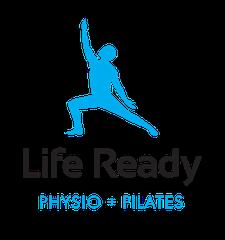 Life Ready Physio & Pilates logo