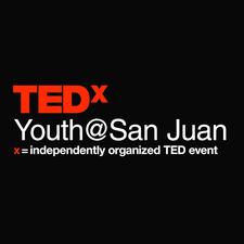 TEDxYouthSanJuan logo