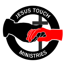 Jesus Touch Ministries, Heywood. logo