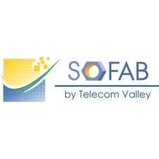 SoFAB - Fab Lab de Sophia Antipolis par Telecom Valley logo