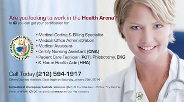 Course Medical Coding & Billing Specialist