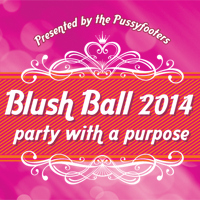 Pussyfooters Blush Ball 2014