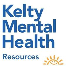 Kelty Mental Health Resources logo
