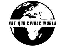 Art & Edible World logo