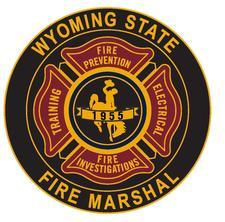Wyoming Fire Academy - Wildland logo