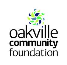 Oakville Community Foundation on behalf of the TRC Partnership in Oakville logo