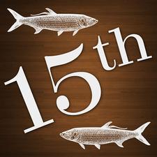 15th Street Fisheries logo