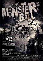 A Night of Intrigue - The Monsters' Ball