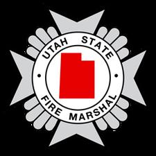 Utah State Fire Marshal/HazMat Section logo