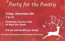 Party for the Pantry logo