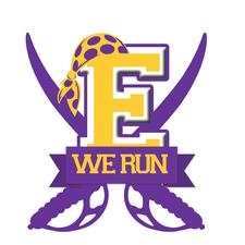 We Run ECU logo