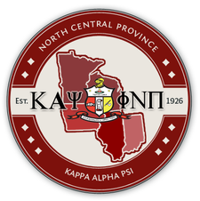 North Central Province of Kappa Alpha Psi Fraternity, Inc. logo