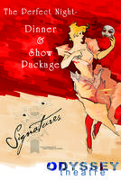 The Perfect Night - Dinner & Show Package