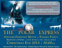 Sensory-Friendly Polar Express Movie & Pajama Party