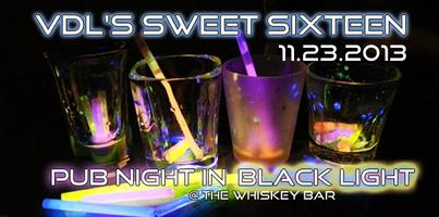 VDL's Sweet 16 Pub Night