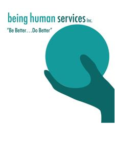 Being Human Services Inc. logo