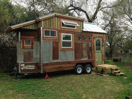 Tiny House Construction, part 3: insulation, plumbing,...