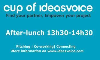 CUP OF IDEAS VOICE - Rencontre Femmes Entrepreneures...