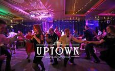 Uptown Swing logo