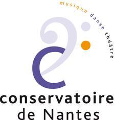 Conservatoire de Nantes logo