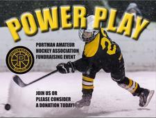Portman Amateur Hockey Association logo