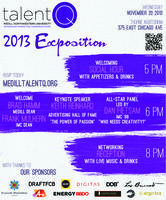 talentQ- An Annual Marketing Exposition