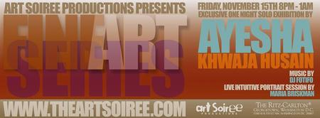 Art Soiree Exclusive Art Exhibition for Ayesha Khwaja...