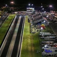 Osage Casino Tulsa Raceway Park logo