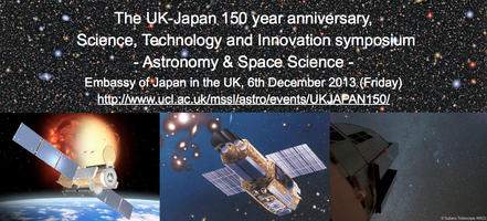 The UK-Japan 150 year anniversary, Science, Technology...
