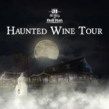 Haunted Wine Tours logo