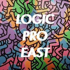 LOGIC PRO EAST logo