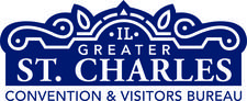 Greater St. Charles Convention & Visitors Bureau  logo