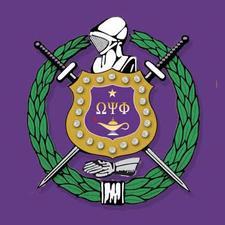 ALPHA UPSILON CHAPTER OF THE OMEGA PSI PHI FRATERNITY, INC. logo