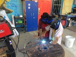 AFTERSCHOOL for ages 8-11: Welding Workshop