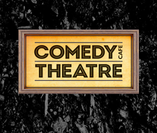 The Comedy Cafe Theatre logo