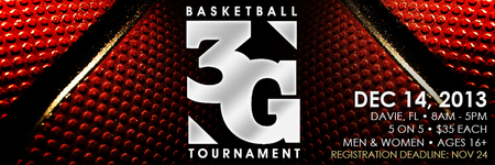 The 3G Basketball Tournament