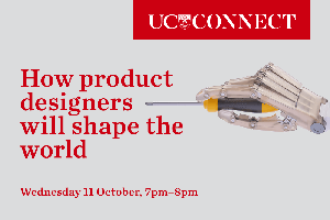 UC Connect: How product designers will shape the world