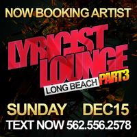 Lyricist Lounge Part3 LONG BEACH