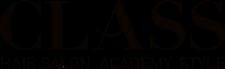 Class Hair Salon Academy Style logo