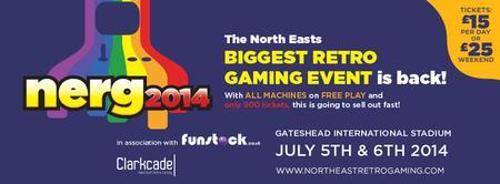 NERG 2014 Saturday 5th & Sunday 6th July