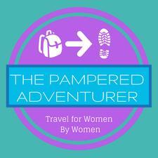 The Pampered Adventurer logo