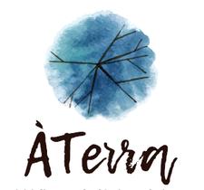 ÀTerra | Turismo aliado a iniciativas locais logo