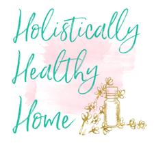 Rachel Raba, Holistically Healthy Home logo