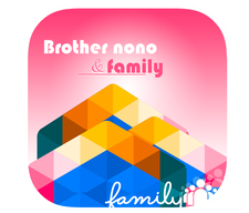 Portail Chrétien Brother nono and family logo