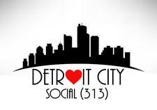 Detroit City Social Group logo