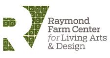 Raymond Farm Center for Living Arts & Design logo