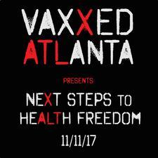 Vaxxed Atlanta logo