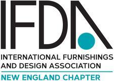 The International Furnishings & Design Association of New England logo