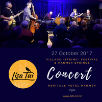 LISA TUI IN CONCERT
