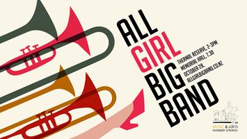 ALL GIRLS BIG BAND